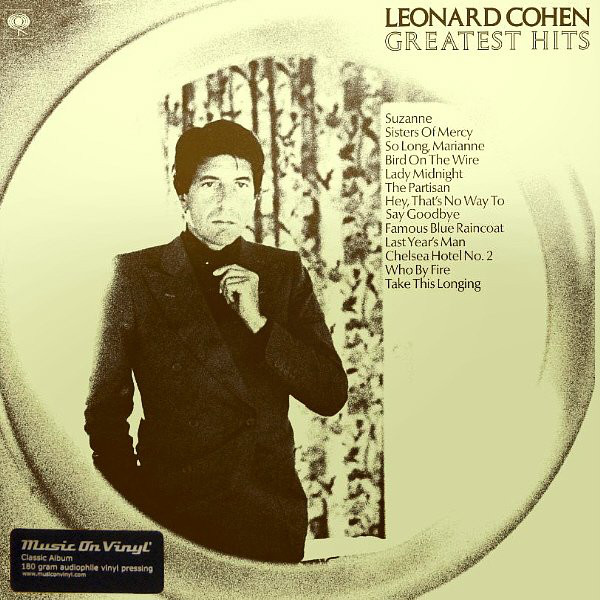 Cohen, Leonard Greatest Hits