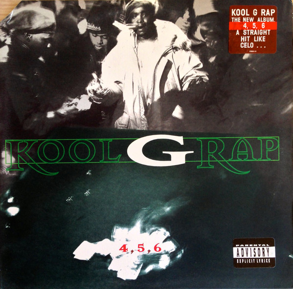 Kool G Rap 4, 5, 6 Vinyl