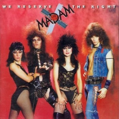 Madame X We Reserve The Right Vinyl