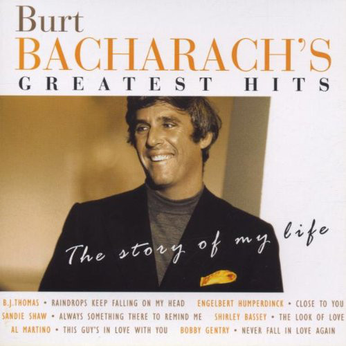 Various Burt Bacharach's Greatest Hits CD