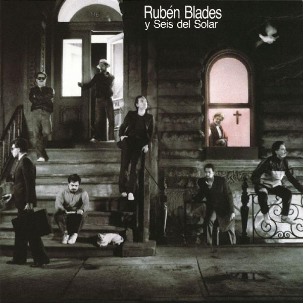 Ruben Blades Y Seis Del Solar Escenas Vinyl