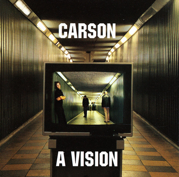 Carson A Vision Vinyl