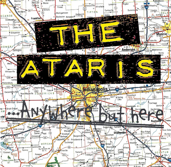 Ataris (The) ...Anywhere But Here CD