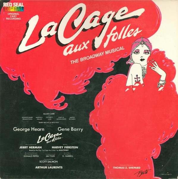 Jerry Herman La Cage Aux Folles (The Broadway Musical)