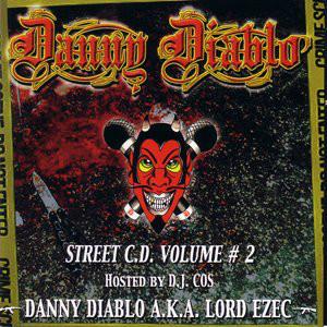 Danny Diablo Street CD Volume 2