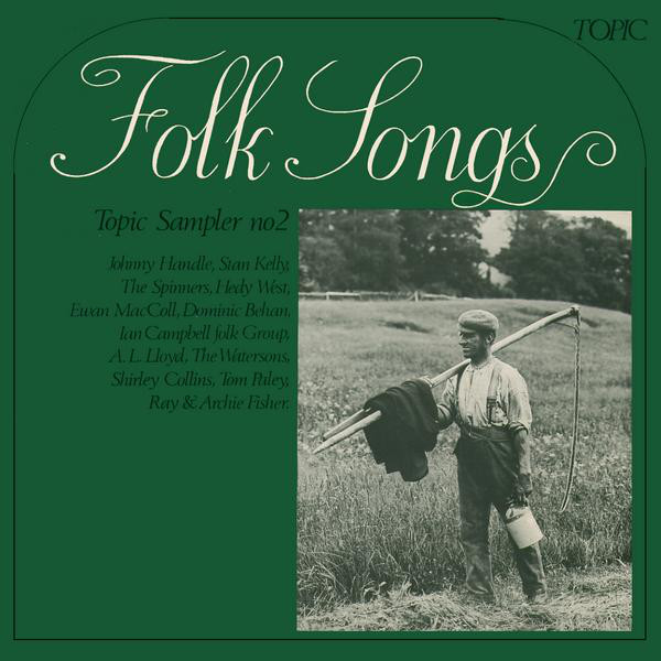 Various Folk Songs Vinyl