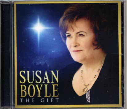 Boyle, Susan The Gift CD