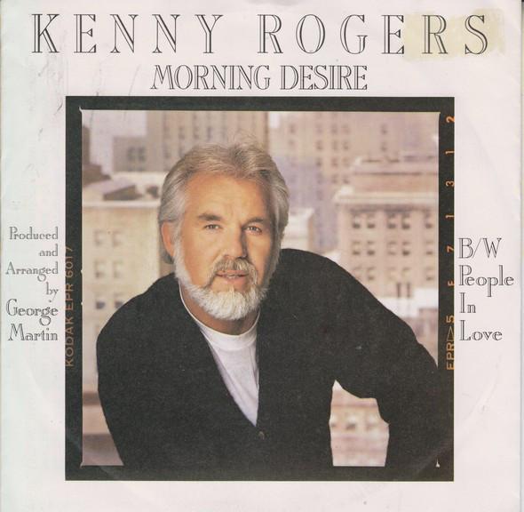 Rogers, Kenny Morning Desire Vinyl