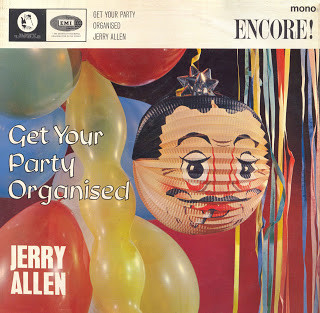 Allen, Jerry Get Your Party Organised Vinyl