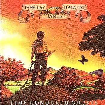 Barclay James Harvest Time Honoured Ghosts / Octoberon Vinyl