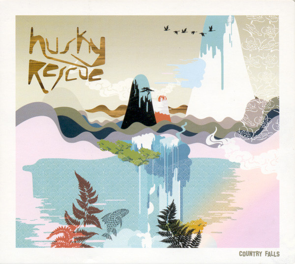 Husky Rescue Country Falls  CD