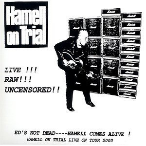Hammell On Trial Live Raw Uncensored CD
