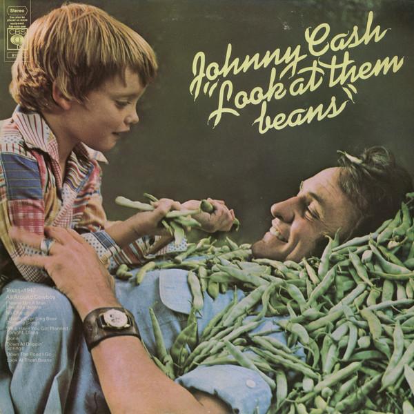 Cash, Johnny Look At Them Beans Vinyl