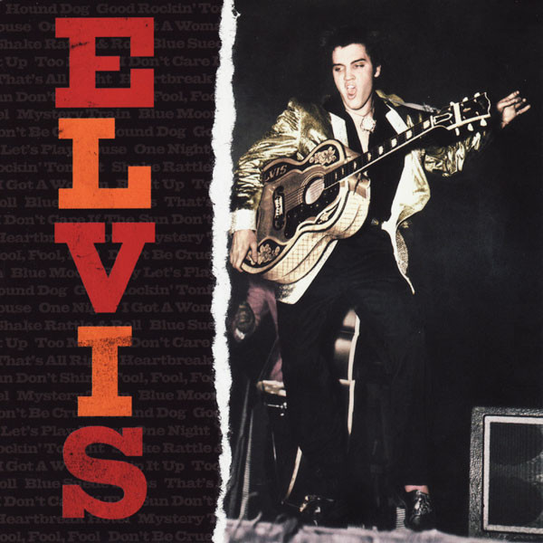 Presley, Elvis Rock 'N' Roll Hero
