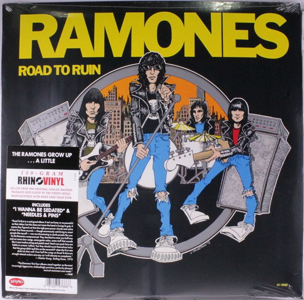 Ramones Road To Ruin