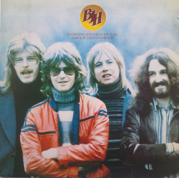 Barclay James Harvest Everyone Is Everybody Else  Vinyl