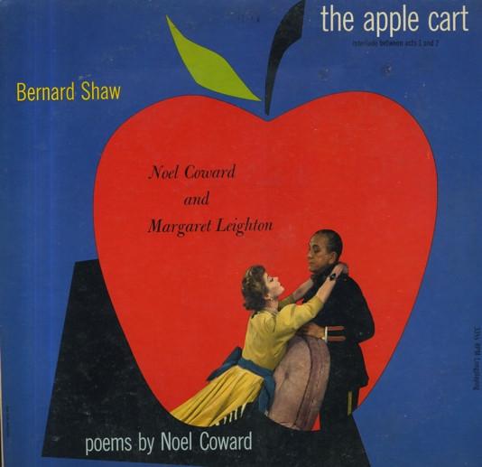 Shaw, Bernard The Apple Cart Vinyl