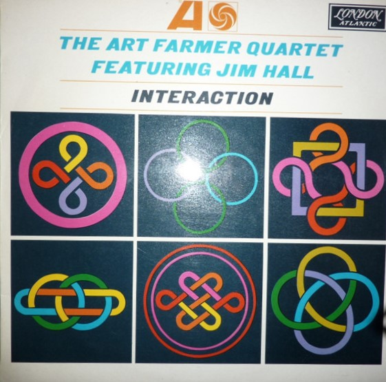 Art Farmer Quartet Featuring Jim Hall Interaction Vinyl