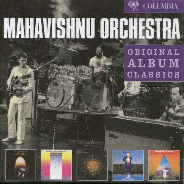 Mahavishnu Orchestra Original Album Classics