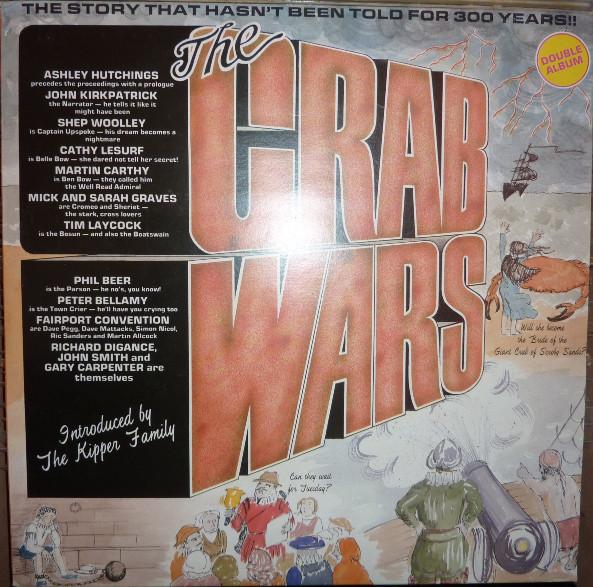 Various The Crab Wars Vinyl