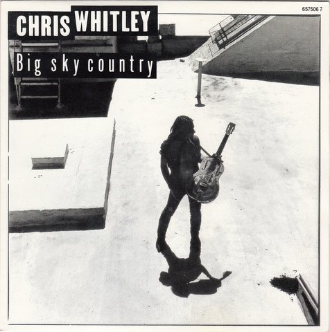 Whitley, Chris Big Sky Country Vinyl