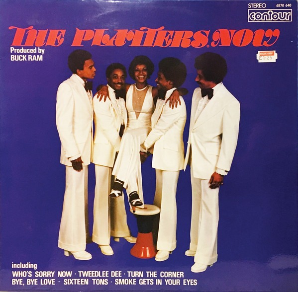 Platters (The) The Platters Now Vinyl