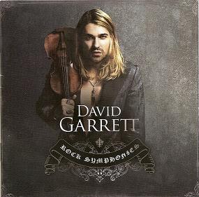 Garrett, David Rock Symphonies