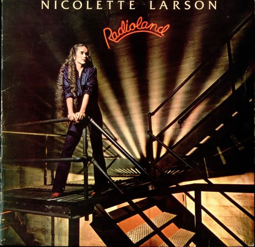 Larson, Nicolette Radioland Vinyl