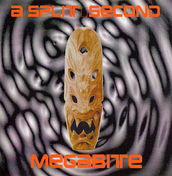 A Split Second Megabite CD