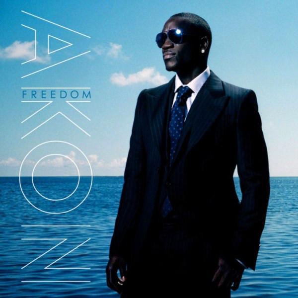 Akon Freedom CD
