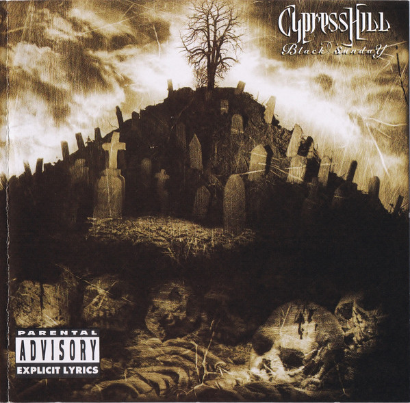 Cypress Hill Black Sunday Vinyl