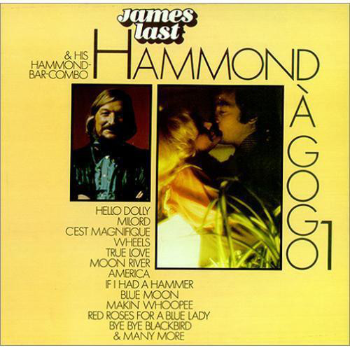 James Last & His Hammond Bar Combo Hammond A Gogo 1 Vinyl