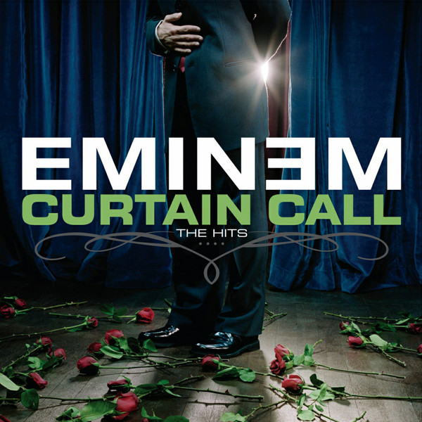 Eminem Curtain Call: The Hits Vinyl