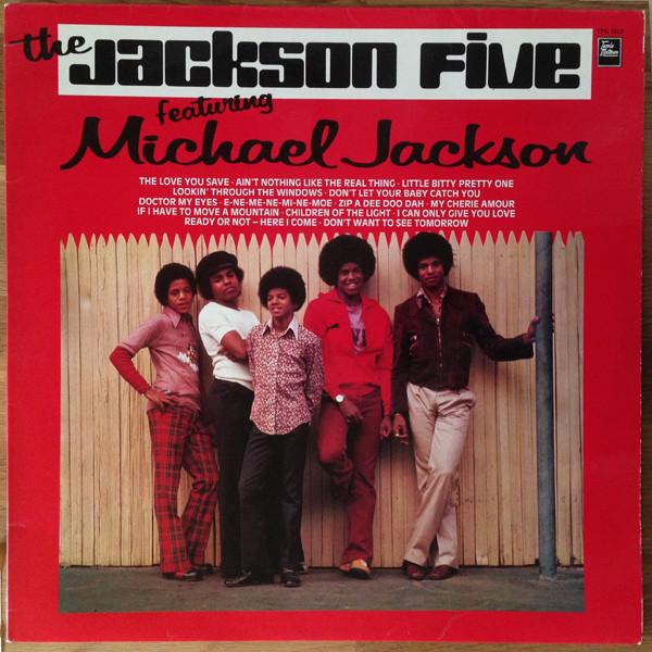 Jackson Five Jackson Five Featuring Michael Jackson