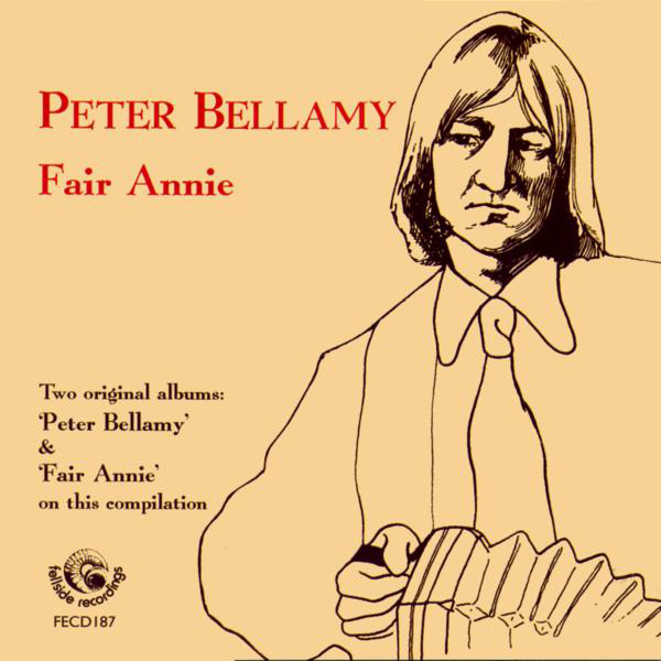 Bellamy, Peter Fair Annie CD
