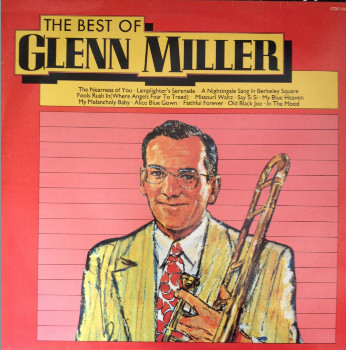 Miller, Glenn The Best Of Glen Miller Vinyl