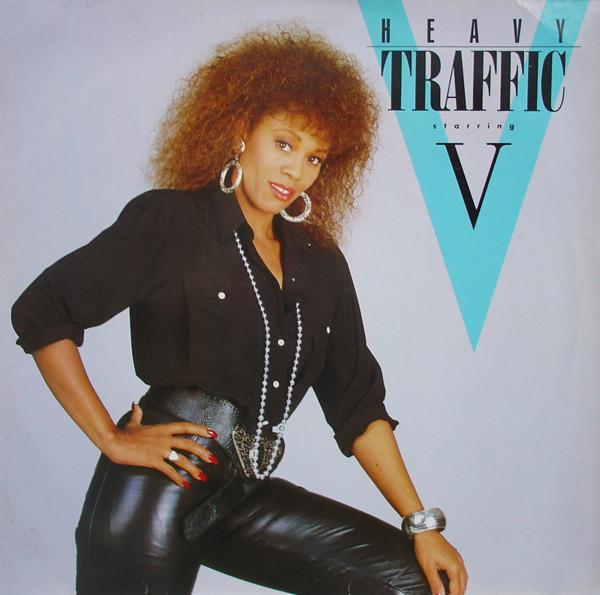 Heavy Traffic Heavy Traffic Starring V Vinyl