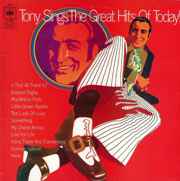 Bennett, Tony Tony Sings The Great Hits Of Today!