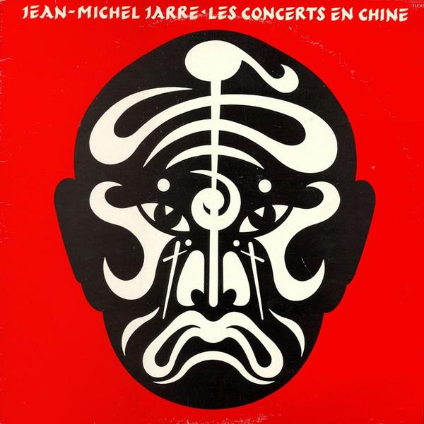 Jean-Michel Jarre Les Concerts En Chine Vinyl