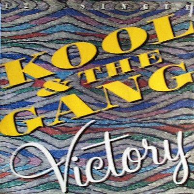 Kool & The Gang Victory Vinyl