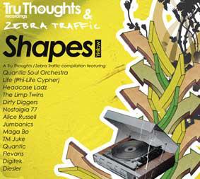 Various Shapes Yellow CD