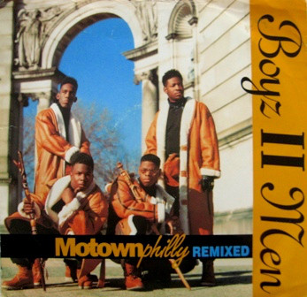 Boyz II Men Motownphilly Vinyl