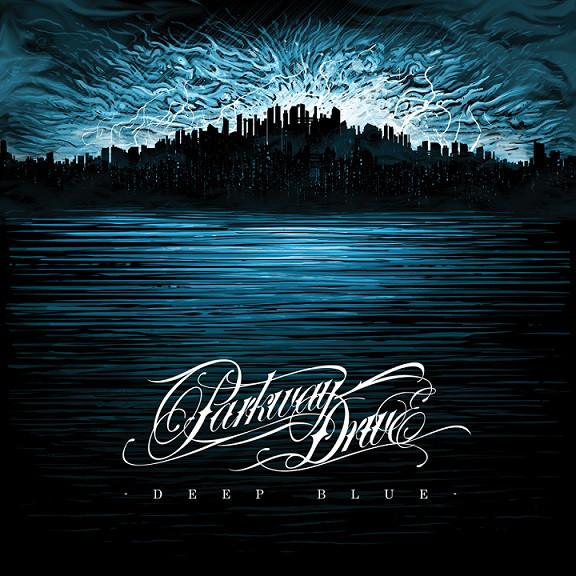 Parkway Drive Deep Blue Vinyl