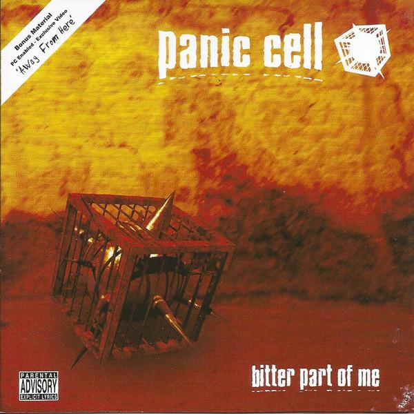 Panic Cell Bitter Part Of Me Vinyl
