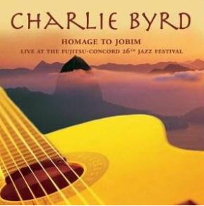 Byrd, Charlie Homage To Jobim
