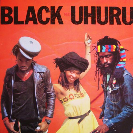 Black Uhuru Red