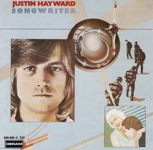 Hayward, Justin Songwritter CD