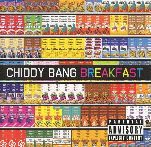 Chiddy Bang Breakfast CD