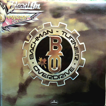 Bachman Turner Overdrive Head On