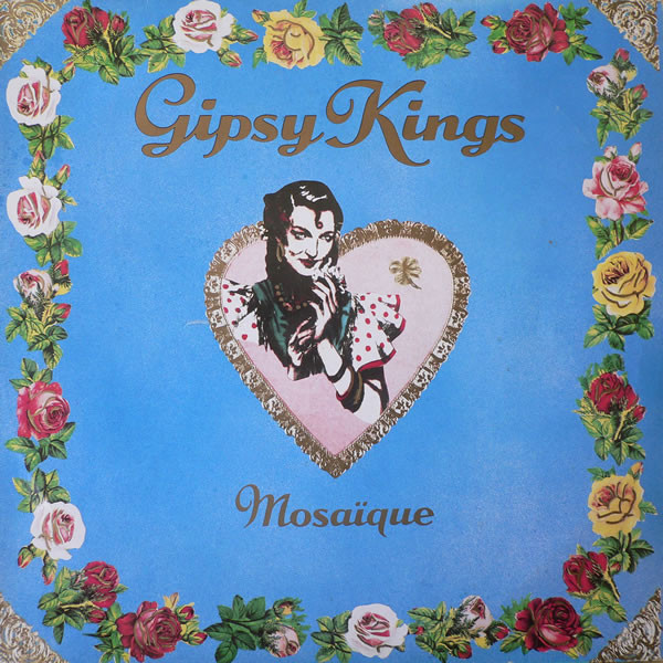 Gipsy Kings Mosaique Vinyl